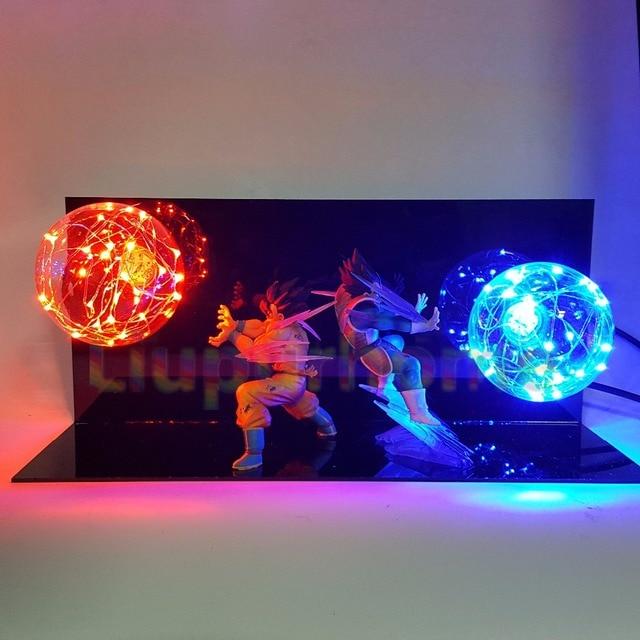 LED Lamp Bulb Anime Dragon Ball Z Led Lamp Nightlight 1