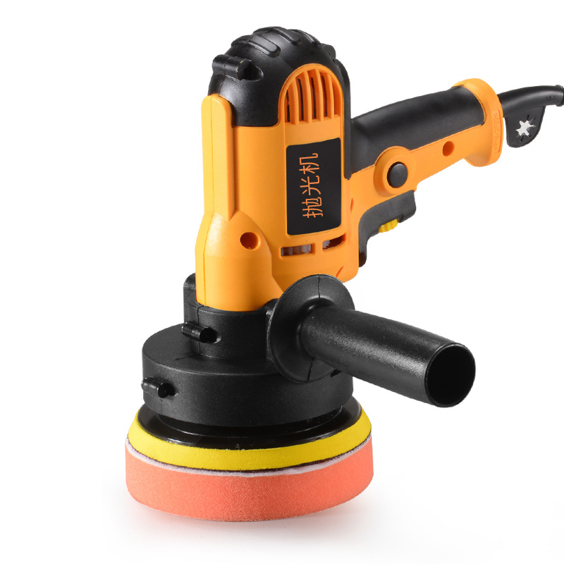 Waxing-Tools Car-Polisher-Machine 220V with Sponge-Pads 3700R Speed-Sanding Electric