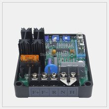 лучшая цена 8A AVR Generator Automatic Voltage Regulator Module for weifang Ricardo 20kw 30kw 40kw 50kw brushless diesel generator parts