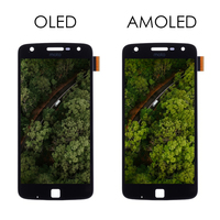 Super AMOLED LCD Display For Motorola Moto Z Play LCD Touch Screen Replacement For MOTO Z Play LCD Display XT1635 XT1635 02 LCD