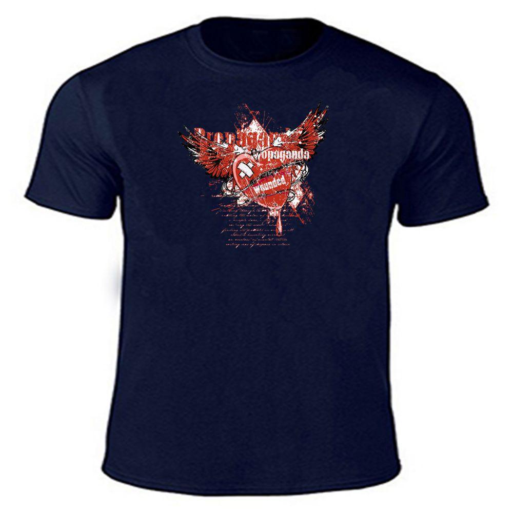 Men 39 s most popular item diy t shirt custom propaganda for Most popular dress shirts