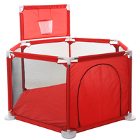 Dubbi Baby playpen Baby play tent toy for children Oxford cloth fence Anti collision drop baby Learn to walk