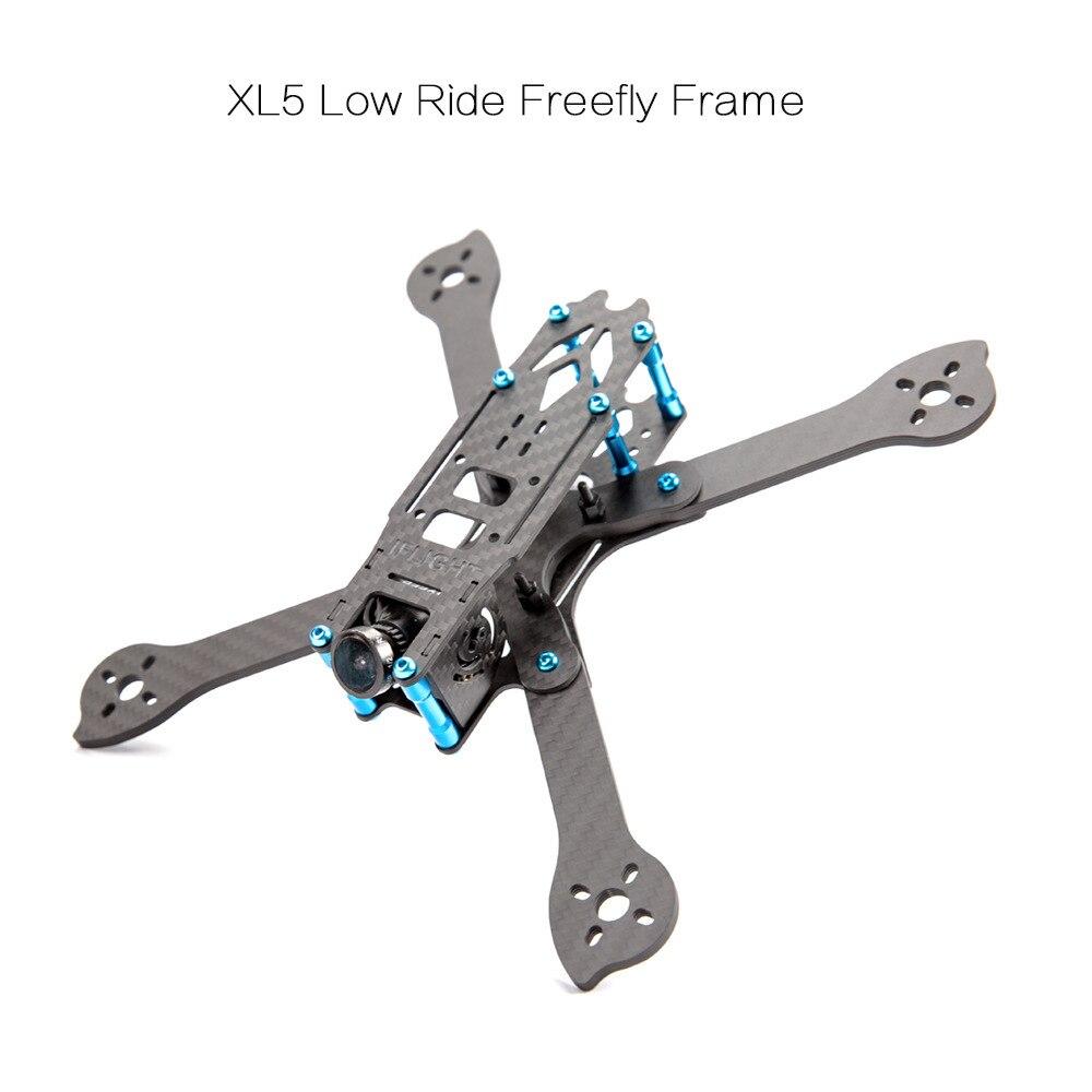 3 K fibra de Carbono XL5 Verdadero X 5 pulgadas 226mm FPV Lowrider ...