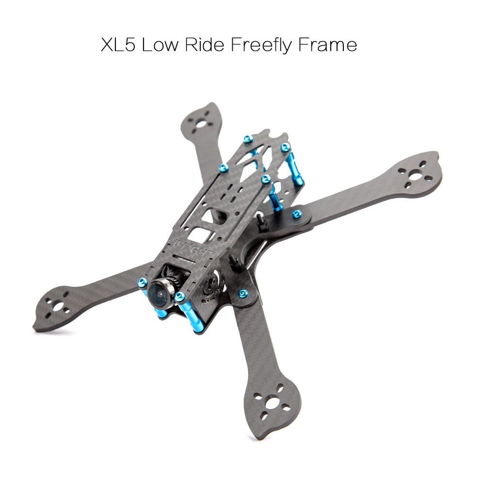 3K Carbon fiber XL5 True X 5 inch 226mm Lowrider FPV Freestyle Frame Kit with 4mm arm compatible Nazgul 5061 for FPV коврик для йоги с рисунком atemi aym 01 pic