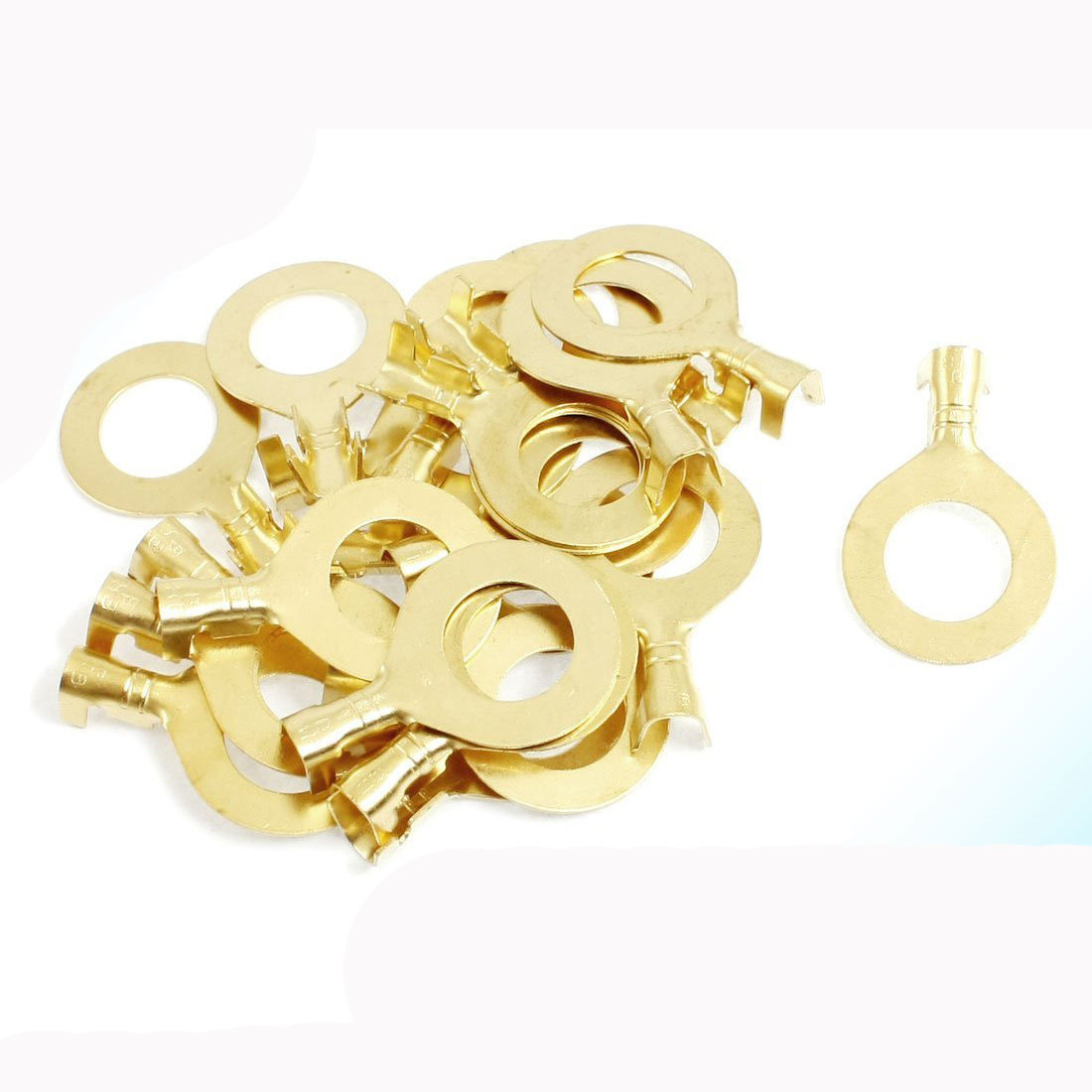 Humorous 2000pcs 4.0 Bullet Crimp Terminal Car Electrical Wire Connector Diameter 4mm Pin Non Insulated 4mm Female Crimp Terminals Home Improvement Electrical Equipments & Supplies