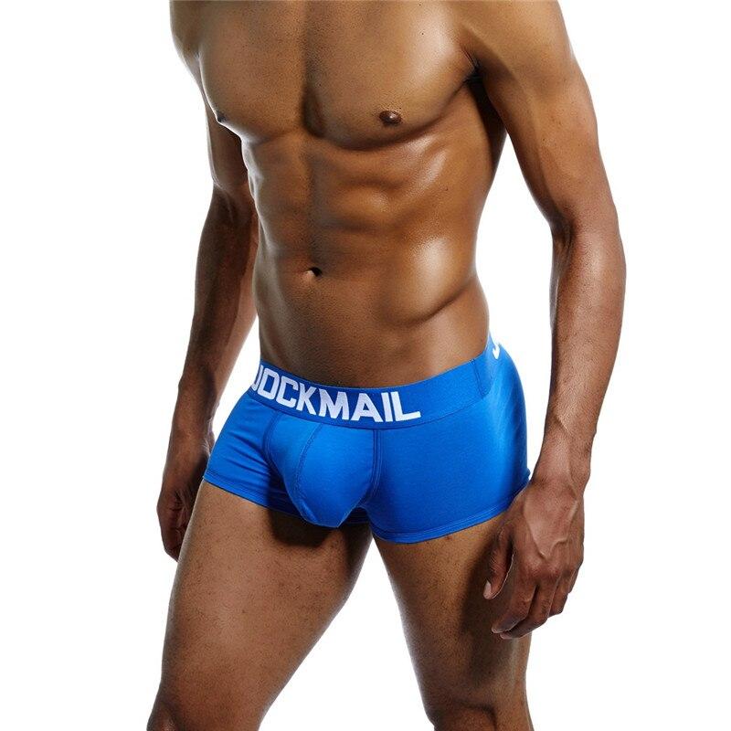 Herren-unterwäsche Boxer Soutong Männer Cueca Boxer Baumwolle Unterwäsche Männer Unterwäsche Boxer Shorts Einfarbig Männer Unterhose Stpj05