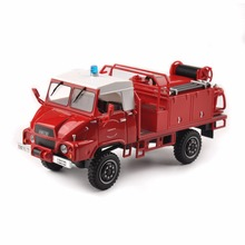 1/43 Scale Collection Fire Engine Truck Model Vehicle Toy Gift Mini Car Model Toys Kids Toy	Hot Toys 1:6 Scale White/ red/black new arrival gift pnmr 1 18 large metal model car sport drive model scale alloy collection vehicle toys car pro fans show