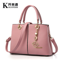 2016 New Arrival Women's Handbags PU Leather Women Tote Bag Fashion Shoulder Bags Casual Handbags Elegant Crossbody Bag