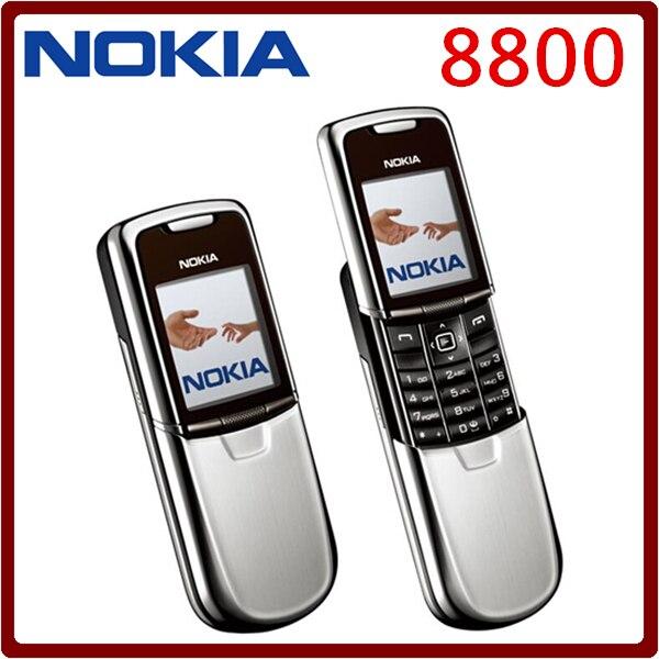 original nokia 8800 mobile phone english russian keyboard gsm fm rh aliexpress com Nokia 8210 Nokia 6600