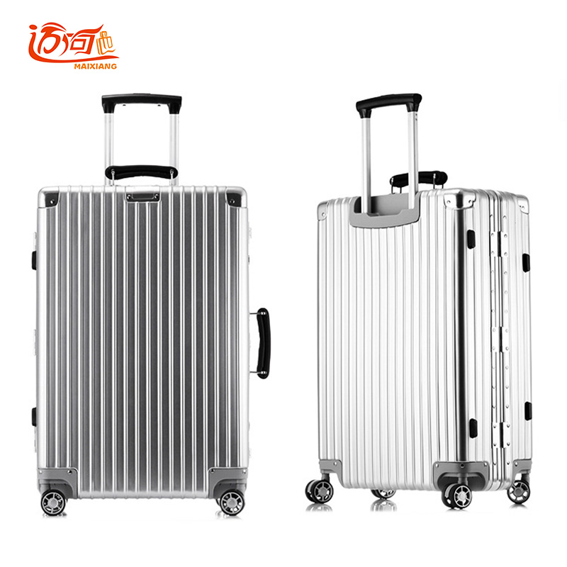 Compare Prices on Vintage Aluminium Suitcase- Online Shopping/Buy ...