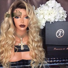Lace Front Wig Ombre