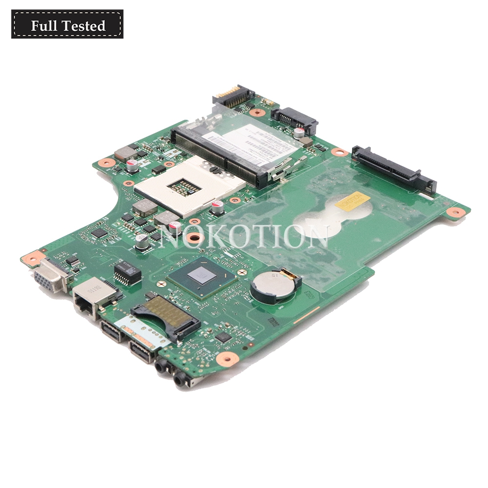 NOKOTION V000238070 Main board for toshiba satellite C600 C640 laptop motherboard Intel HM65 GMA HD3000 DDR3 full testedNOKOTION V000238070 Main board for toshiba satellite C600 C640 laptop motherboard Intel HM65 GMA HD3000 DDR3 full tested