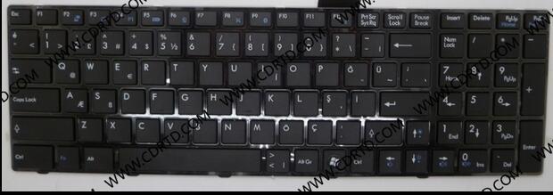 keyboard for MSI GE60 GE70 GT60 GT70 GX60 GX70 GT780 GX780 GT780 GT783 UK/JAPANESE/HEBREW/CZECH/KOREAN/TURKISH without backlight ru russian for msi ge60 gt60 ge70 gt70 16f4 1757 1762 16gc gx60 gx70 16gc 1757 1763 backlit laptop keyboard