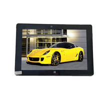 SM 1001C 2 in 1 Tablet Android Windows Dual OS 10.1 Inch Full HD Display 4GB + 64GB Quad Core Processor Tablets Black