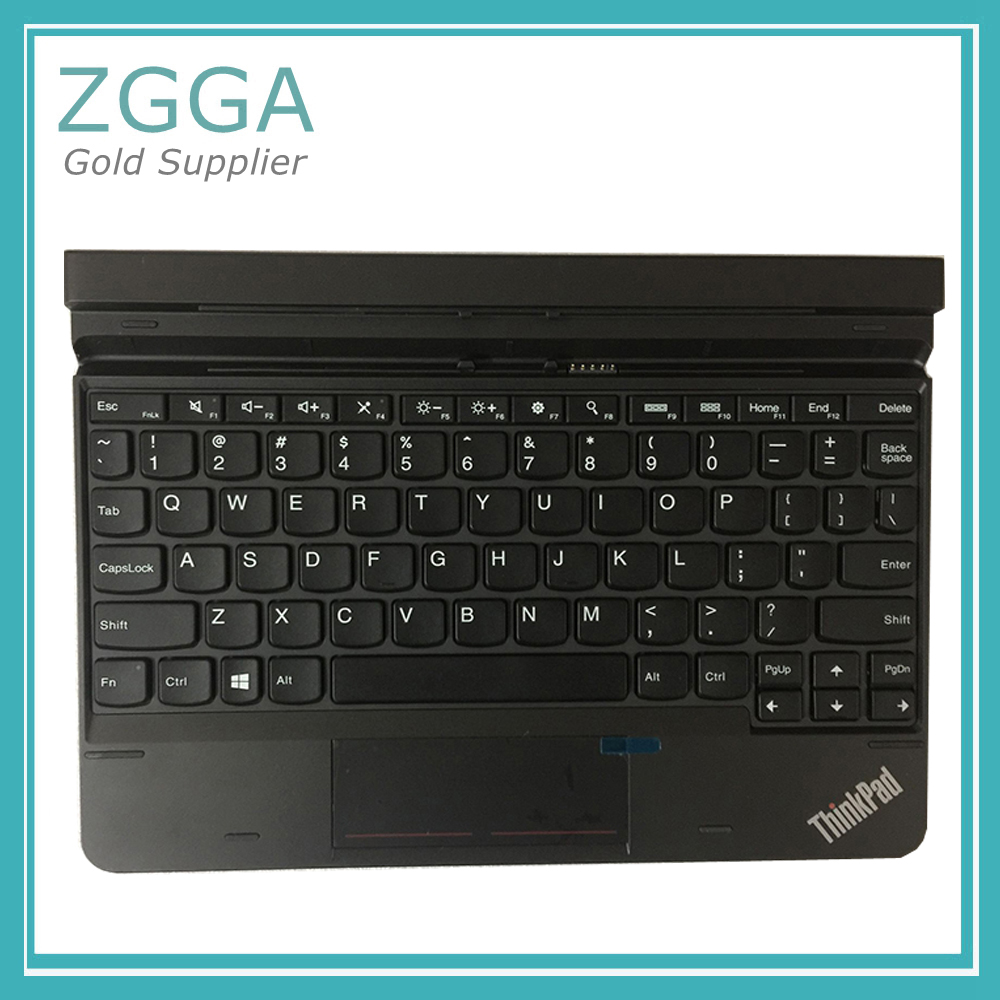 New Original Laptop keyboard Dock For Lenovo Thinkpad 10 Ultrabook English US EU Layout 4X30E68103 00HM920 цена