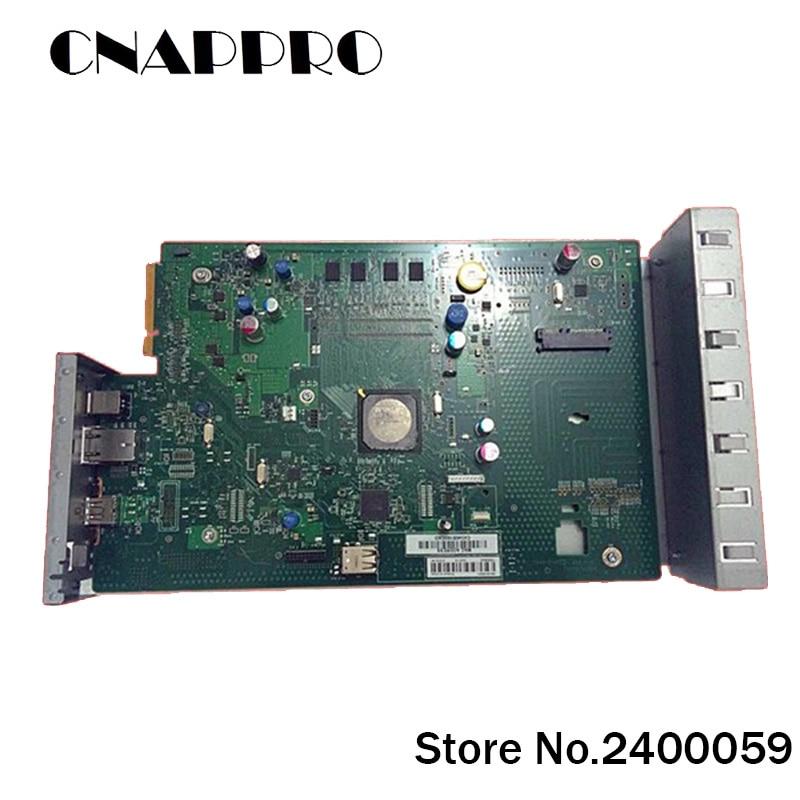 1PC/lot B5L04-67908 B5L0467908 Printer Formatter Board Main Logic Board  For Hp Color Laser Jet LJ Pro X585 X 585 Genuine for hp officejet pro 8500a formatter circuit main logic board cm755 60009