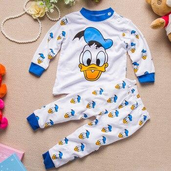 Children Clothes 2017 Winter baby Girls boys Clothes Set cottot T-shirt+Pants newborn suit Kids Girl Clothing Set 5