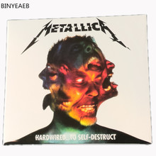2018 Music Cd For Vaporesso Revenger Binyeaeb} Metallica – Hardwired To Self Destruct Deluxe Metallic Band 2cd {free Shipping}