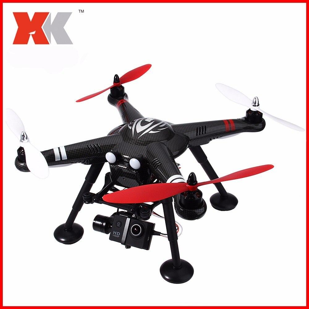 WLtoys Originale XK X380-C 2.4 GHz 4CH GPS 5.8G FPV RC Headless Modalità di Configurazione a livello di Top quadcopter RTF RC Elicottero