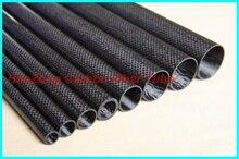 1PCS 8mm x 4mm x 1000mm 100% full carbon composite material /3k carbon Fiber tubes/pipes. Hexacopter. RC Plane/RC DIY 8*4