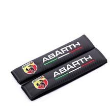 Embroidery for ABARTH emblem Car carbon fiber seat belt cover shoulder pad for fiat Alfa Romeo ferrari lamborghini accessories turbo cartridge chra for alfa romeo 147 for fiat doblo bravo multipla 1 9l m724 gt1444 708847 708847 5002s 46756155 turbocharger