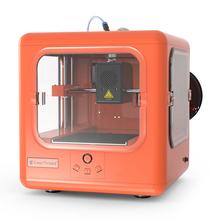 Desktop 3D Printer Dora 3D Printers for Children Students Beginners No Assembling No Heated Bed 140 * 140 * 120mm Print Size