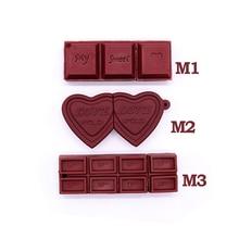 100% Real capacity mini usb flash drive 4GB 8GB 16GB 32GB 64GB cartoon chocolate memor ystick pen creative gift pendrive