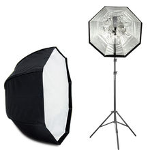 Viltrox 120 cm/80 cm Octagon Umbrella Flash Softbox Studio Reflector/2 M Ánh Sáng Đứng/Flash Bracket cho Máy Ảnh Hình Ảnh Speedlite(China)