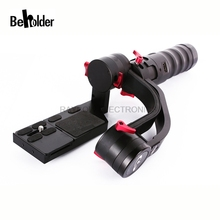 Beholder DS1 3-Axis handheld aluminum gimbal stabilization for Canon Sony Panasonic Nikon ILDC DSLR mirrorless Camera