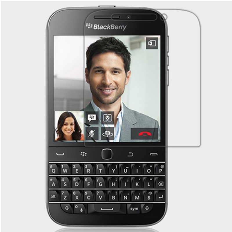 En gros 5 pièces clair protecteur d'écran pour Blackberry Classic Q20 brillant Film avant pour Blackberry Q20 garde écran de protection