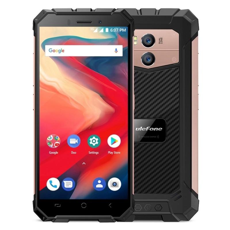 Ulefone Armor X2 Rugged Smartphone 5 5 inch NFC Dual Back Cameras 5500mAh 2GB 16GB EU