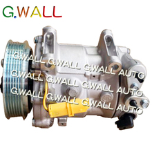 HIGH QUALITY 7V16 CAR AC COMPRESSOR FOR PEUGEOT 408 AIR CONDITIONER