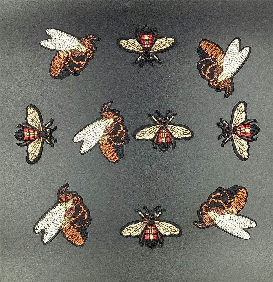 Popular embroidery bee buy cheap lots from