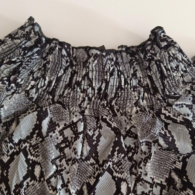Image 5 - Fashion Dashiki Dress Waist Off Shoulder Casual African Dashiki Women DressAfrica Clothing   -