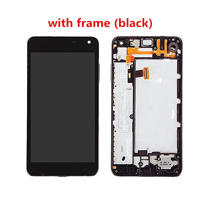 100%original Tested LCD Display Replacement Touch Screen Digitizer Assembly for Nokia Microsoft Lumia 650 Lumia 650 RM-1154 1152100%original Tested LCD Display Replacement Touch Screen Digitizer Assembly for Nokia Microsoft Lumia 650 Lumia 650 RM-1154 1152