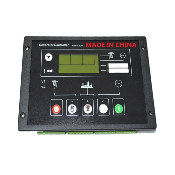 Deep Sea Automatic Start Generator Controller Module P720 instead of DSE720 free shipping deep sea generator set controller module p5110 generator control panel replace dse5110