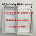 100pcs/High Quality US/EU Phone Packing packaging box For iPhone 6 6S With Full Accessories package bag Accessory Bundles