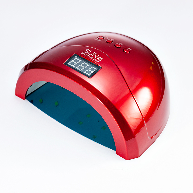 Image 5 - High Quality SUN1S 24W/48W Led Nail Lamp Nail Dryer Automatic Sensing UV Lamp Curing for UV LED Gel Nails Polish Nail Art Tools-in Nail Dryers from Beauty & Health