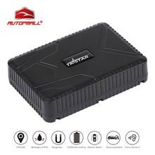 GPS Tracker TK915 Car Vehicle GPS Locator 10000mAh Battery Standby 120 Days Waterproof Magnet Loosing Alarm Free Web APP Track