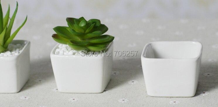 Top Price Free Shipping Mini Indoor Ceramic Pots