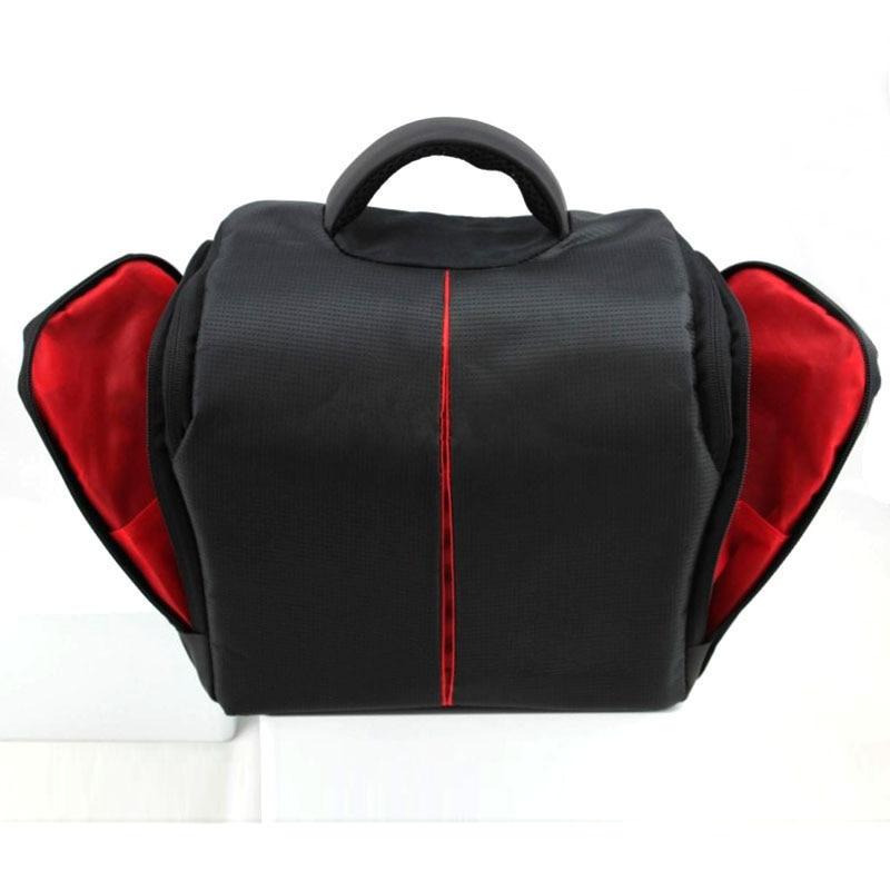 Waterproof Digital DSLR Photo Padded Backpack w/ Rain Cover Laptop Multi-functional Camera Soft Bag Video Case Outdoor Tool