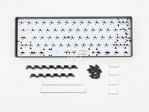 Image 5 - Satan gh60 60% 사용자 정의 기계식 키보드 키트 up tp 64 키 지원 TKG TOOLS PCB GH60 60% 프로그래밍 된 gh60 kle