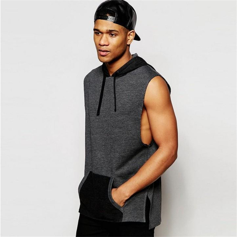 MENGDGOS model males's clothes 2019 new males's hip hop vogue hoodie road clothes lengthy sleeveless informal pattern hoodie Hoodies & Sweatshirts, Low cost Hoodies & Sweatshirts, MENGDGOS model males's...