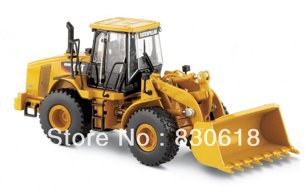 *NEW* Norscot 55196 CAT Caterpillar 950H Wheeled Loader 1:50 DieCast Model Construction vehicles toy new norscot 55196 cat caterpillar 950h wheeled loader 1 50 diecast model toy