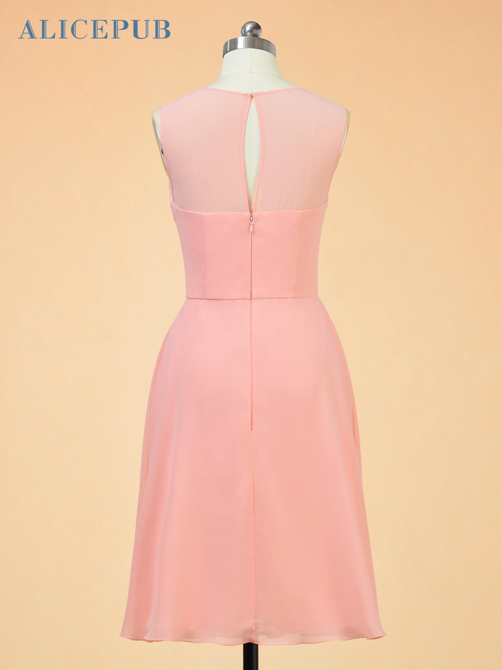 Maxi Bridesmaid Dresses Short