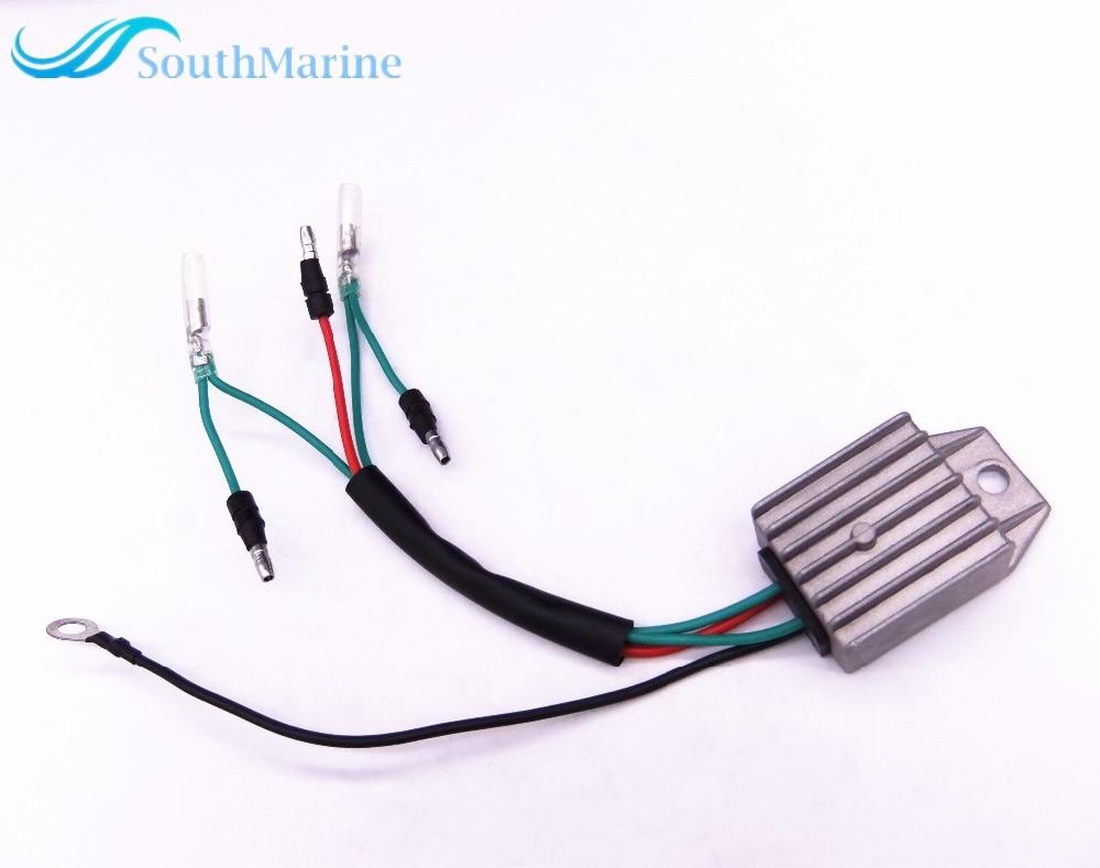 F15 07060001 Boat Motor Rectifier Regulator Assy For