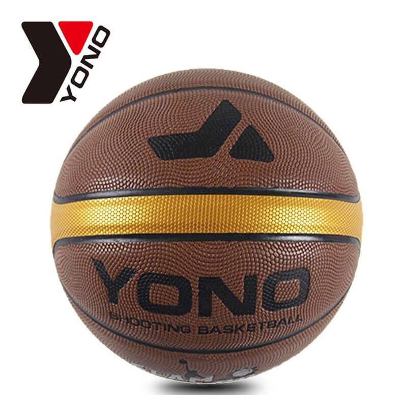 18 basket-Ball taille 7 PU cuir anti-dérapant enfants jeux d'étudiant balle d'entraînement enfants basket-Ball haute qualité tir basket-Ball