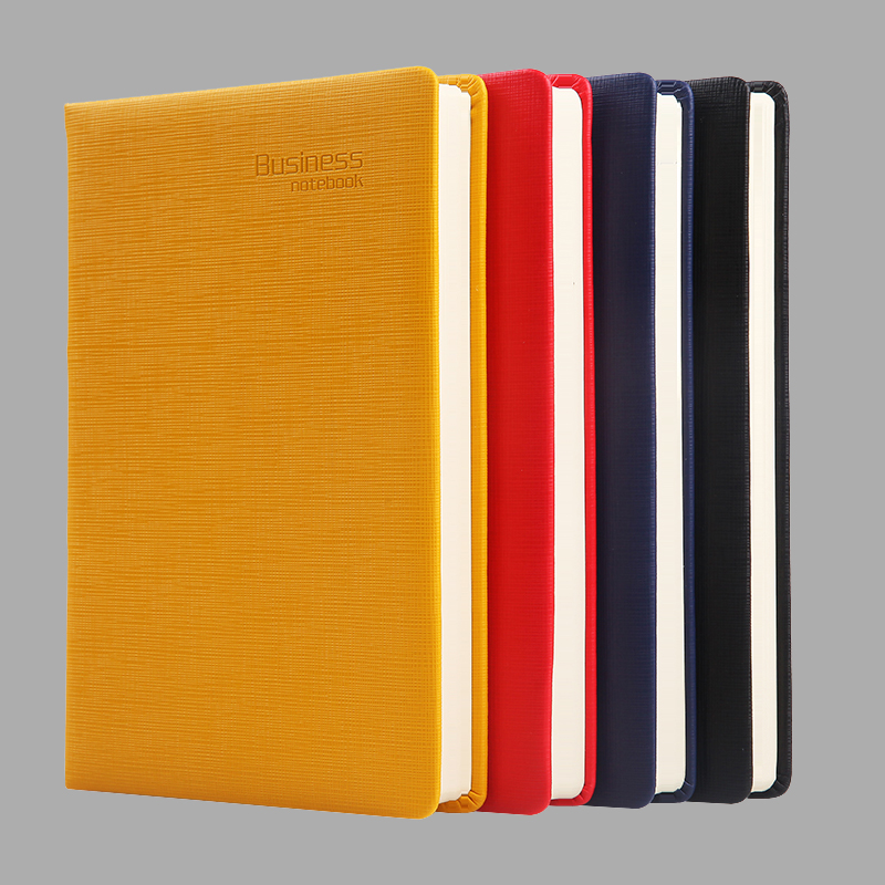 Shen Shi Creative Notebook A5/A6 Business Office Notepad Thick Diary 1PCS