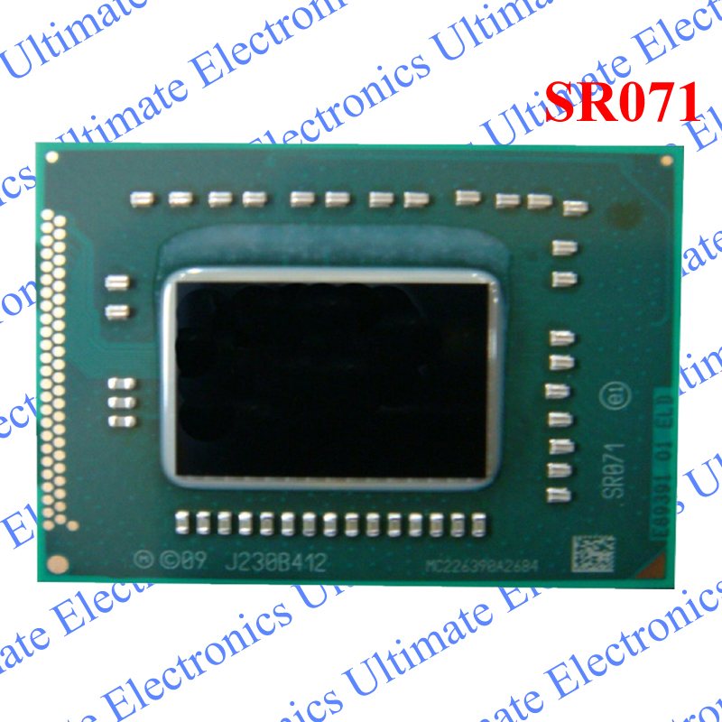 ELECYINGFO Used SR071 I5 2415M SR071 I5 2415M BGA chip tested 100 work and good quality
