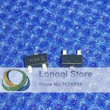 50 PCS AO3419 3419 Mark AL4A ALDP SOT-23-3L SOT-23 P-Canal Enhancement Modo de Efeito de Campo Transistor PNP 3.5A 20 V